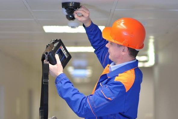 Обслуживание видеонаблюдения